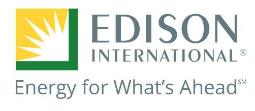 Edison International logo