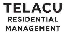 Telacu Residential Management logo