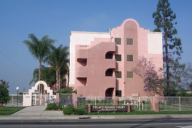 Low Income Senior Housing Glendale Ca