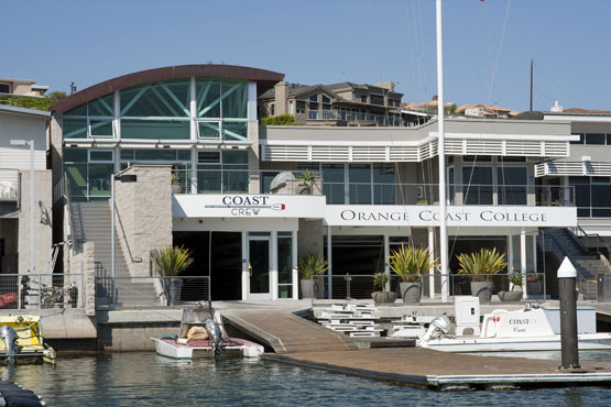 Orange Coast College Sailing Center, A TELACU Construction Project