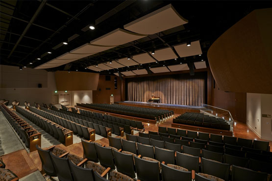 El Dorado Performing Arts Center, A TELACU Construction Project